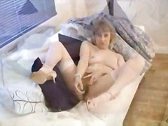 Mature Housewife Fucks...
