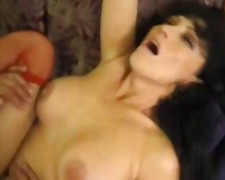 facials, facial, brunette, mature,