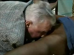 Xhamster - Double Grandpa 3some - brighteyes69r
