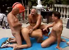 Xhamster - 3 Grandpas and a Teen - brighteyes69r