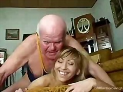 Xhamster - Grandpa Fucks His Teen Hooker for Cash