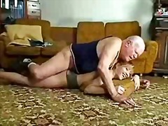 Grandpa Fucks His Teen...