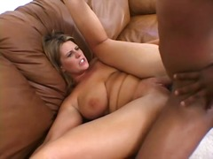 interracial, facials, milf,