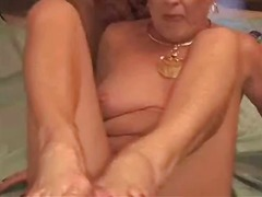 foot, grannies, granny, foot fetish,