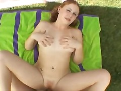 Creampie  in a re...