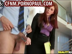 Thumb: Office manager babes l...