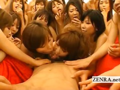 extreme, asian, group sex, blowjob, oral,