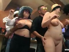 orgy, bbw, reality, party, big tits, fat, chubby