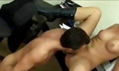 Boss Fucks Secretary o... video