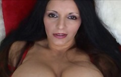tights, massive tits, big boobs, doggy style, busty, mom, huge tits, shaved pussy