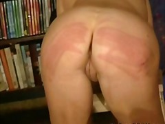 Russian home spanking
