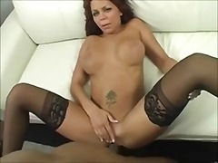 Slamming sexy slut Jade Russell in her amazing cunt