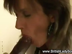 British mature bitches suck cock