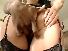 brunette, interracial, maid, wet, big-tits, big-ass, spanish, bed, french, pornstar, phat, good, avril sun, lingerie, big-dick, puffy, pussy, bbc, stockings, busty
