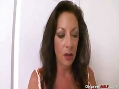 daughter, goes, threesome, mother