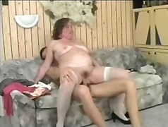 Hairy Fat Grannie R20