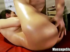 Cock Hungry Massage Sl...