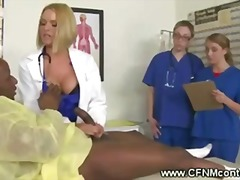 Naughty doctors lesson...