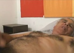 mature, jerking, masturbation
