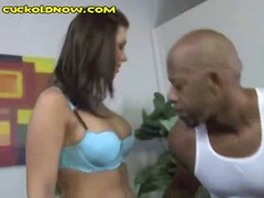 DrTuber - Hot brunette housewife...
