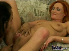 Donna is horny for cock