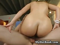 mia, big, facial, bella, one, on, cumshot