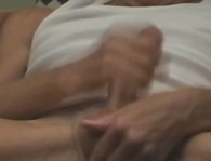 Furious mature stroking