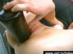 insertions, anal, pussy, bizarre, toys
