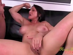 muscle, jillian fox, cumsh, fucking