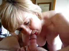 oral, mature, pov, blonde