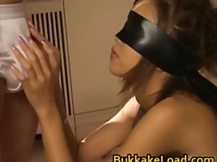 Asian babe gets some h... preview