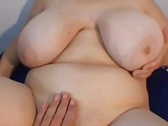 Thumb: Bbw girl with big tits...