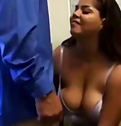 Beautiful big tits MIL... video