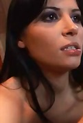 Rebeca Linares  with her huge tits loves part5