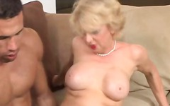 Sixty year old loving her ebony friend