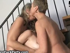 housewife, bizarre, group sex