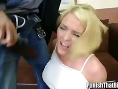 Krissy Lynn getting a ... video