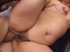 Hot chunky banged hard