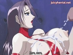 See: Busty brunette anime s...
