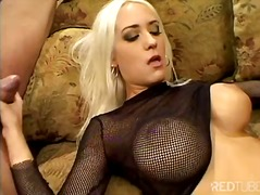 Horny blonde double di... video