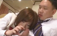Schoolgirl Sucking Sch... video