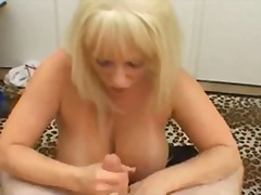 Lucys First BlowJob On...