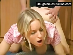 Young teen take huge c... preview