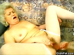 Xhamster - Grannies in the Middle of a Dildo