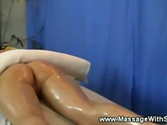 masseuse, babe, ass, massage