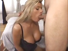 Kristal Summers blowjob and titjob