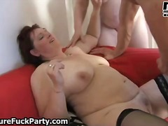 fat, housewife, blowjob, mature, granny, gangbang, hardcore, bbw, sucking