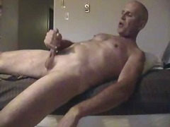 Boy Friend TV - Mature Gay Solo Masturbation