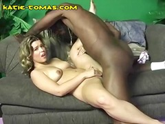 interracial, blonde, pussy, milf,