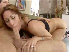 Analed MILF Swallows P...
